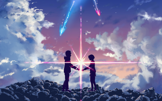 'Your Name' by Marty-basto