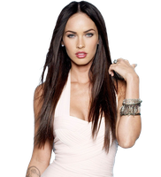 Megan Fox PNG by VS-angel