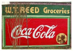 W.T. Reed Groceries by TheMan268