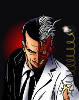 Two-Face by Methos-V