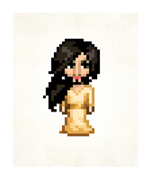 Pixel Conchita by februarymoon