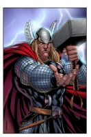 Thor by FMCuonzo