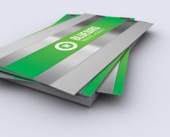 Realistic Business Card Mock-up by xnOrpix