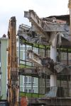 Demolition site Stock 07 by Malleni-Stock