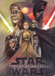Star Wars Force Awakens poster by Naeviss