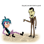 Don't Starve! - New Character Unlocked by CyberTheHedgehog270