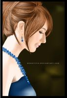 dizon in blue by wongTipis