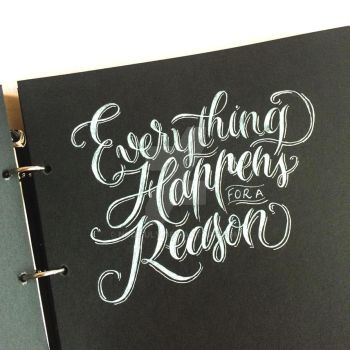 everything happens for a reason by ngdieuly