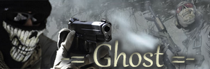 Modern Warfare 2 Ghost by floxx001