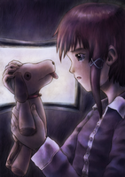 Lain- Talk to me by CrystalCeo
