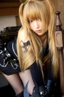 Misa Amane by Race-Queen