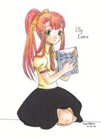 Lily Evans, Harry's MOM by shimoyo