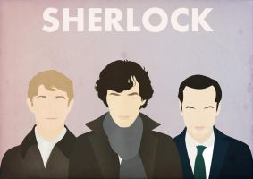 Sherlock by BantamArt