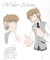 Walter Adams by Inverted-Mind-Inc