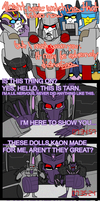Exclusive DJD Footage (MTMTE 32 spoilers) by VolverseLoco