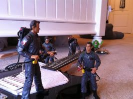 Ghostbusters Adventure 3 by SouthernImagineer