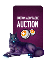 [SOLD] Custom Adoptable Auction by Vaynese