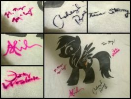 My pride and joy of MY MLP collection by xxXSketchBookXxx