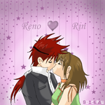 ::Reno and Rin:: for Rin by quickpaw