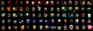 Icon Army Version 3 by CR4ZY-CHR1S