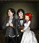 The Potter Wedding Party by nelsonaof