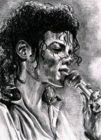 Michael Jackson by Pearlan