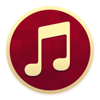 iTunes 12 Stylish Icon by djtech42