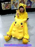 Pikachu cosplayer at SakuraCon by The-Cute-Storm