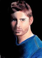 Jensen Ackles by Hollyesque