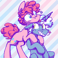 Candy colours by ArtFlicker