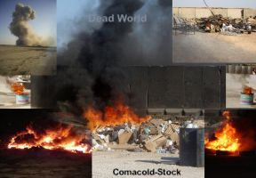 Dead World pack II by Comacold-stock