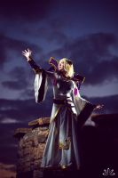 Magna Aegwynn Cosplay - Aegwynn's Power by ZerinaX