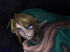 Winged Darkness- Link by HyruleMaster