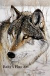 'Winters Watch' - Realism by robybaer