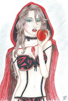 Red Apple by red-lawliet95