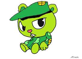 aww its mad flippy by thecoopfan