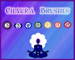 Chakra Brushes by Dasha444