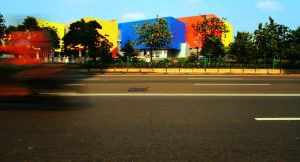 Jtown colorfull rusH by potretnaeunice