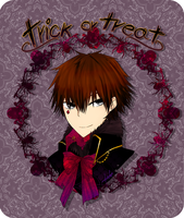 :Trick or Treat:Lukiro: by SymphoBunny