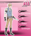 HSV: RPG Profile by Sukieyo