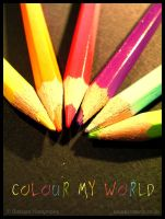 Colour my world by rosanakooymans