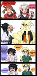 Poke-'ttebayo: Similarities by AmukaUroy
