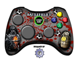 battlfield 3 concept by chrisfurguson