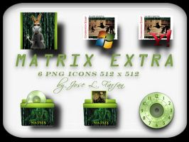 Matrix Folders 2 by jlfarfan