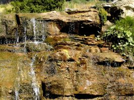 Water and Rocks by Ivette-Stock