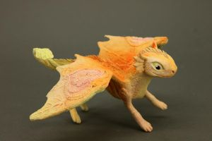 Peach - RGL-project dragon by hontor