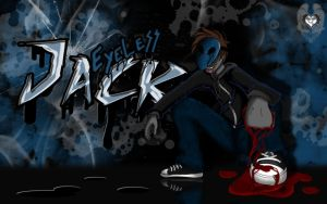Eyeless Jack Wallpaper by DaReckless