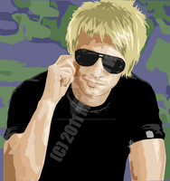 Dominic Howard by MorningAfterHangover