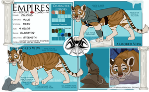 Calidius - ref by KaiserTiger