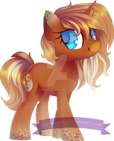 .:: commission {8} - caramel cappuccino ::. by Cinnacake
